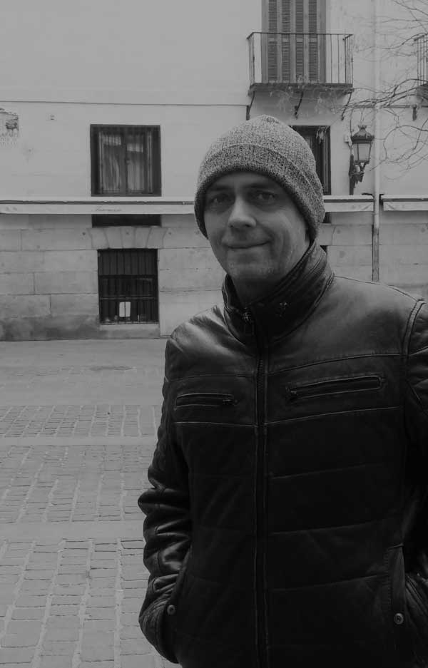 Luis Miguel Rodrigo González, autor de Ediciones Atlantis.