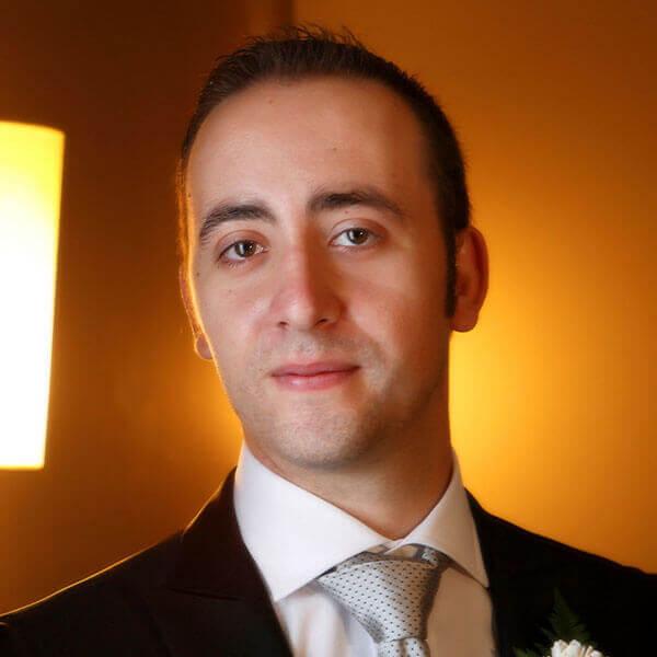 Manuel J. Quesada, autor de la novela Crónicas del destino 16 (El despertar)