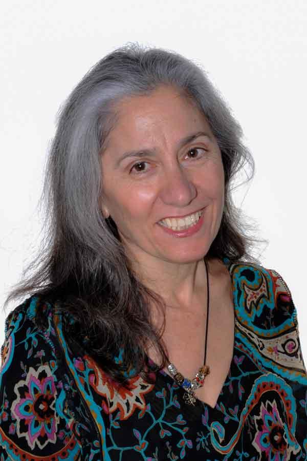 María Muñoz, autora de Ediciones Atlantis
