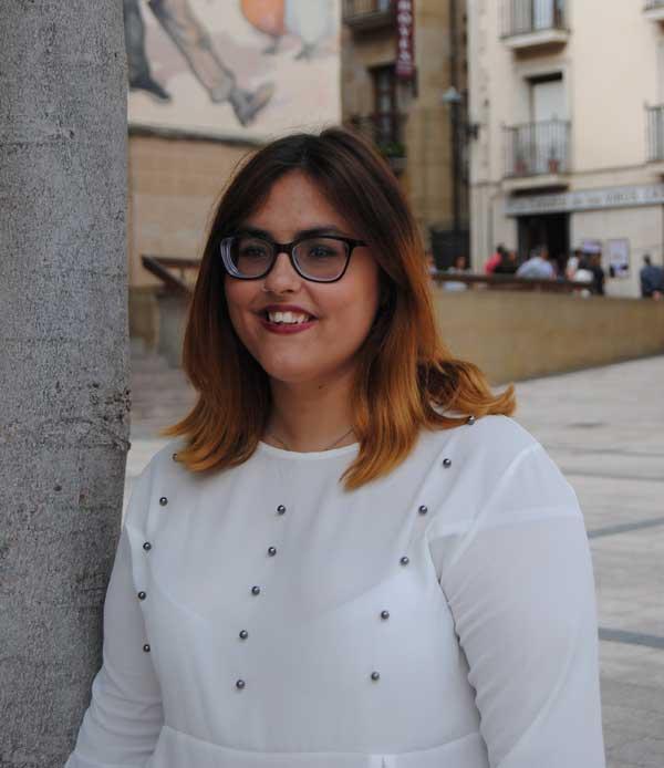 Marta Eguiluz Alaminos autora de Ediciones Atlantis