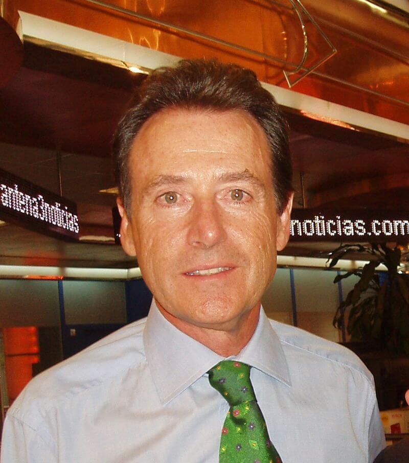 El periodista Matías Prats Luque en 2010 (Foto: Wikipedia)