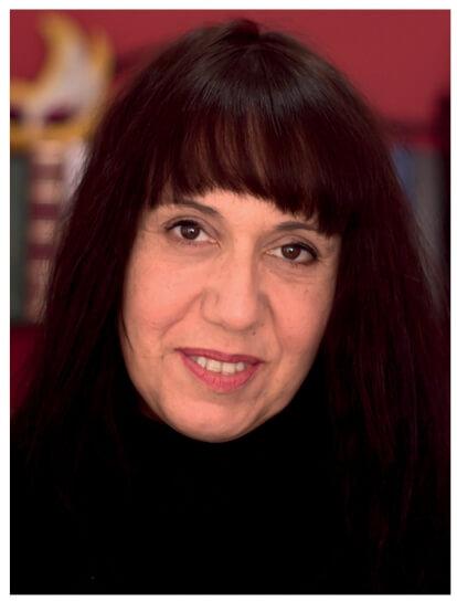 Montse González de Diego, autora de Ediciones Atlantis