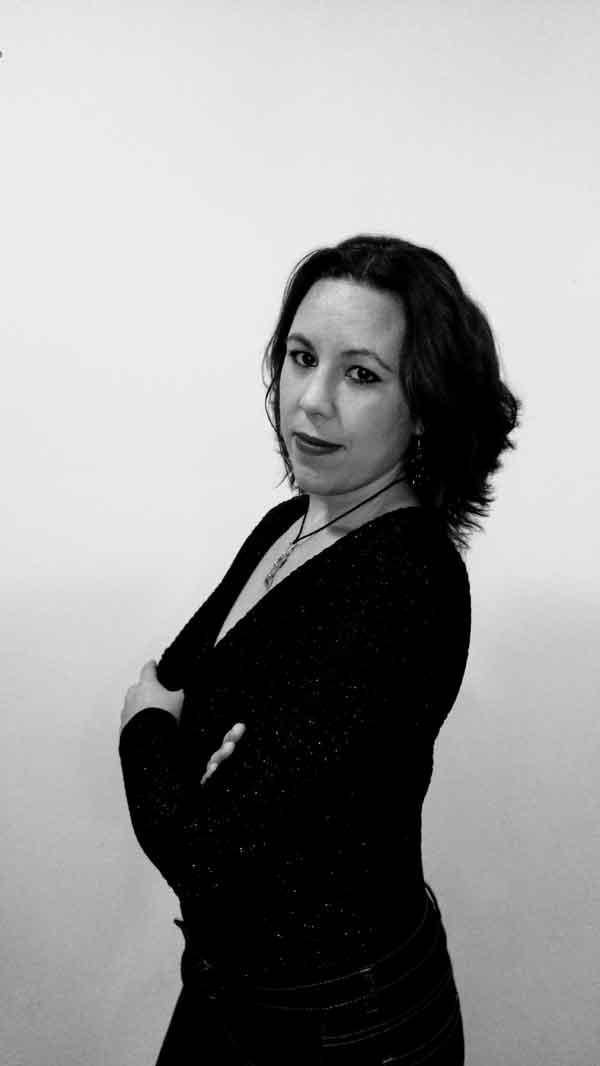 Noelia Barreiro, autora de Ediciones Atlantis