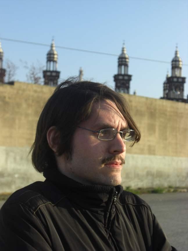 Óscar Carrera, autor de Ediciones Atlantis