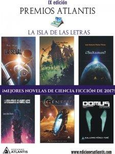 Mejores novelas de ciencia ficción de 2017