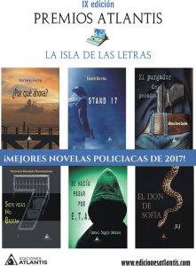 Mejores novelas policiacas de 2017