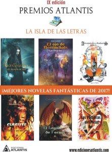 Mejores novelas fantásticas de 2017