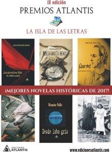 Mejores novelas históricas de 2017