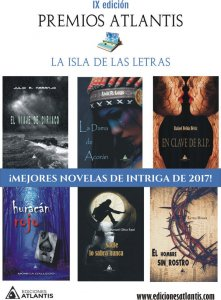 Mejores novelas de Intriga de 2017