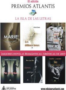 Mejores novelas románticas de 2017
