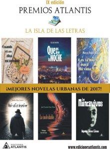 Mejores novelas urbanas de 2017