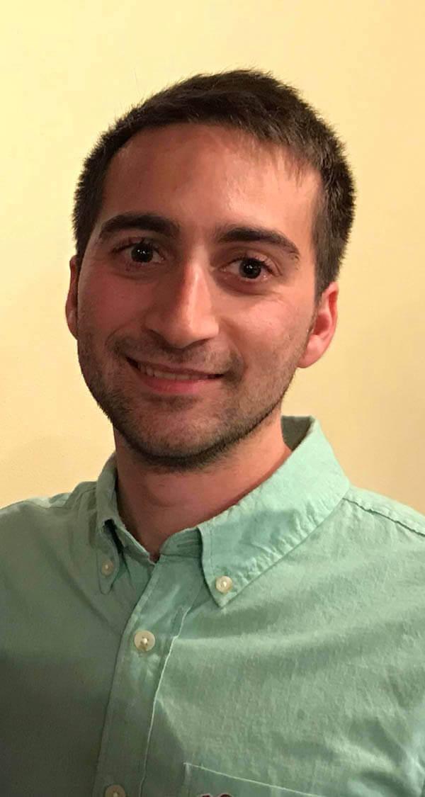 Pablo G Thuillier, autor de 'El presidente del mundo