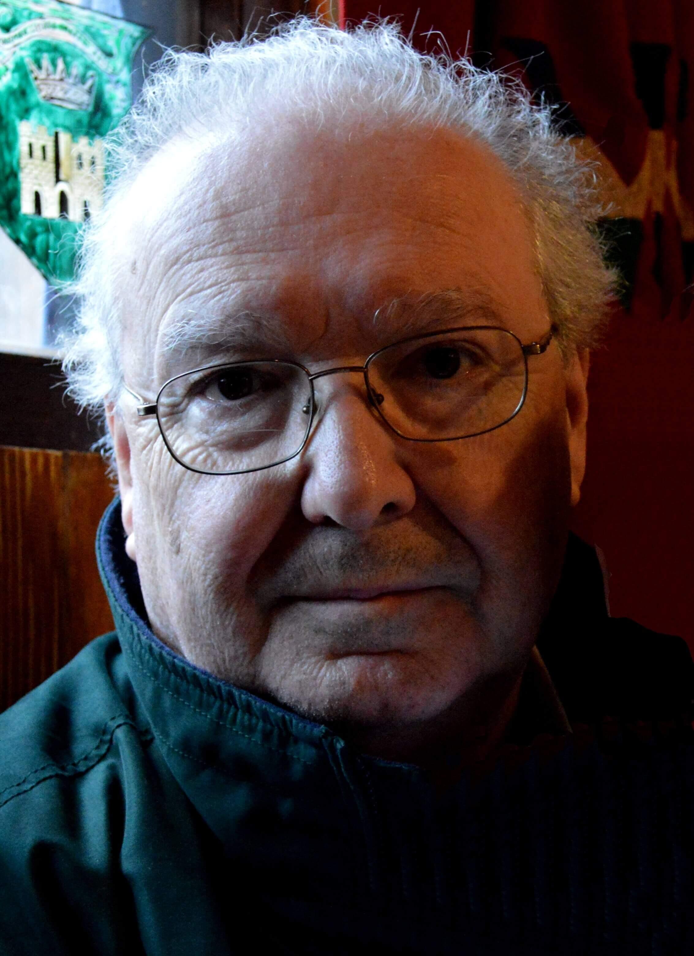 Pablo Torres Fernández, autor de 'Pasos en la niebla (The sky road)'