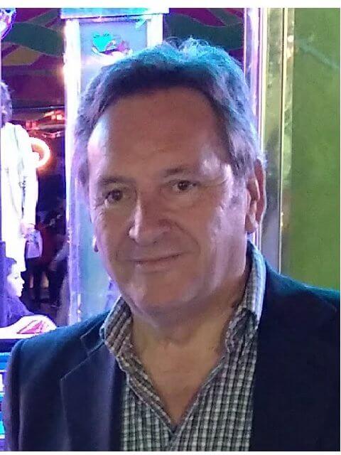 Francisco Morón, autor de Ediciones Atlantis