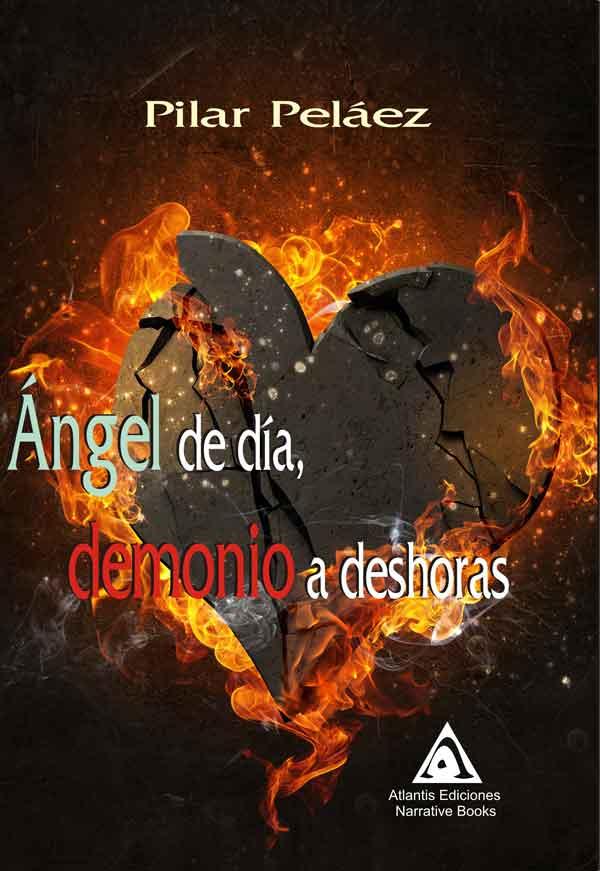 Ángel de día, demonio a deshoras, una obra de Pilar Peláez
