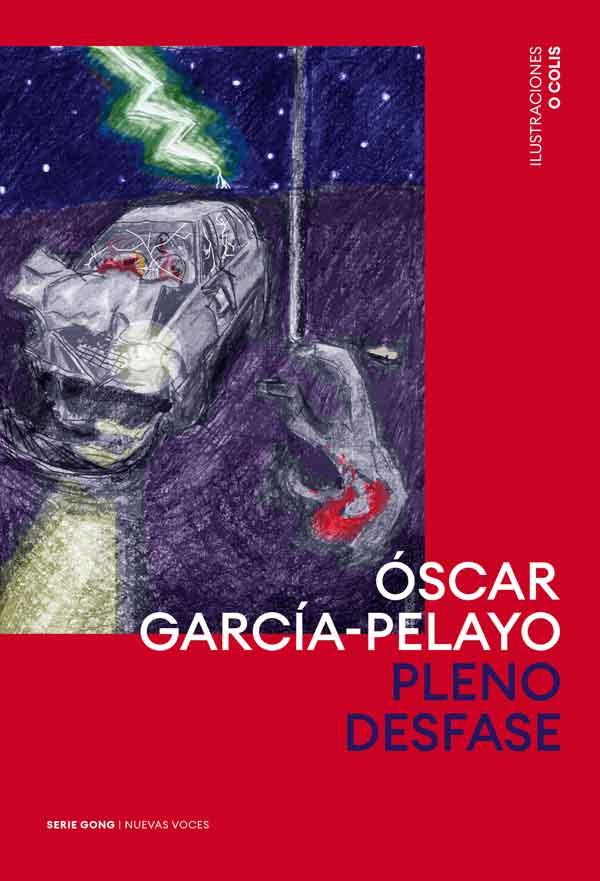 Pleno desfase, una obra de Óscar García-Pelayo. SERIE GONG