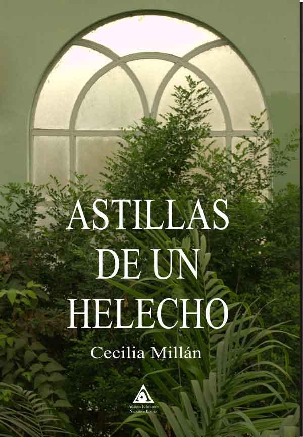 Astillas de un helecho, una obra de Cecilia Millán
