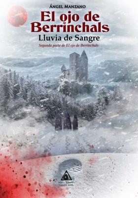 Lluvia de sangre, una novela de Ángel Manzano .