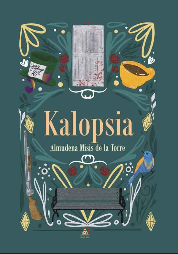 Kalopsia, una obra de Almudena Misis de la Torre