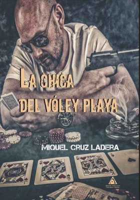 La chica del vóley playa, una obra de Miquel Cruz Ladera