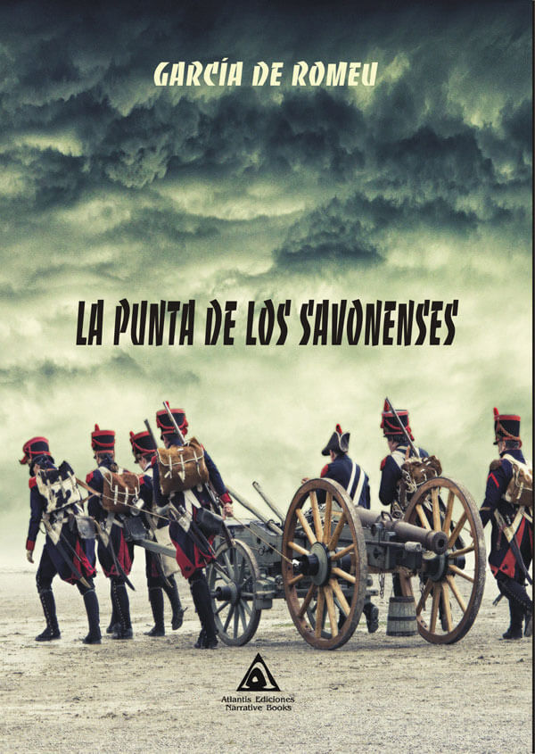 La punta de los savonenses, una novela de García Romeu.