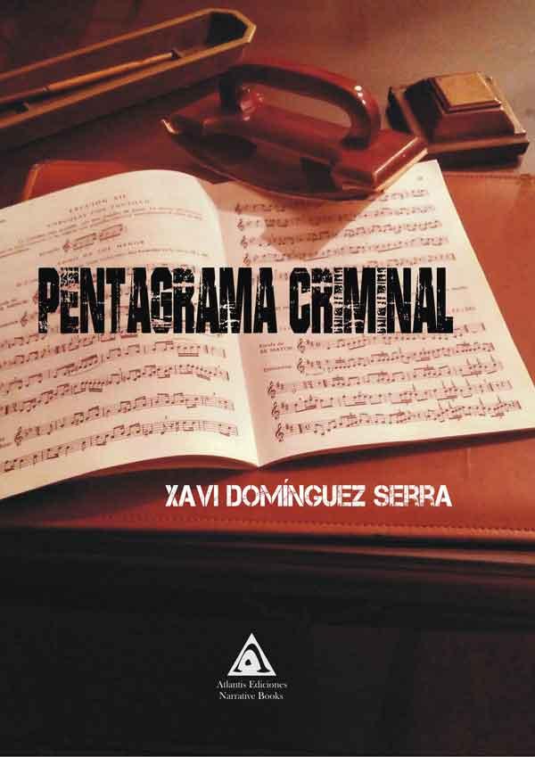 Pentagrama criminal, una obra de Xavi Domínguez Serra
