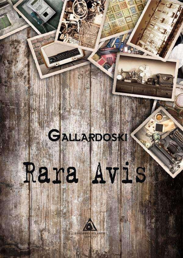 Rara Avis, una libro de relatos de Gallardoski