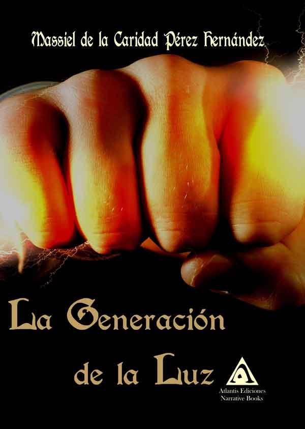 La generación de la luz, una obra de Massiel de la Caridad Pérez Fernández