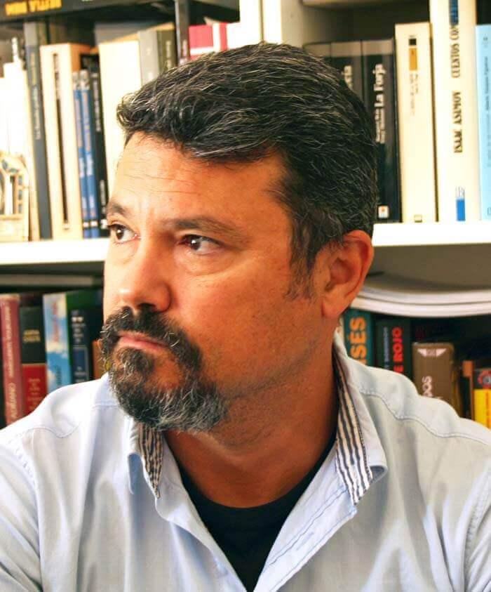 Rafael Moreno Medina, autor de 'El silencio de Kramer'.