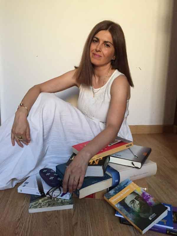 Raquel Doncel, autora de Ediciones Atlantis