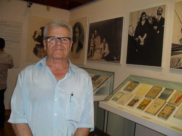 Rogger Martuan Arévaco, autor de La vida golfa de Carlos.