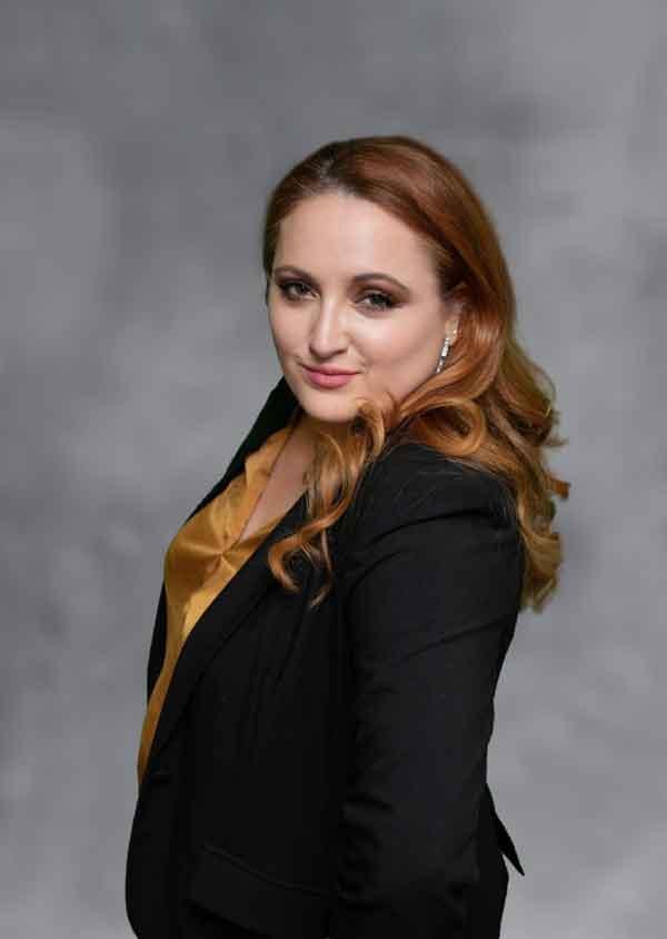 Sonia Romo, autora de Ediciones Atlantis