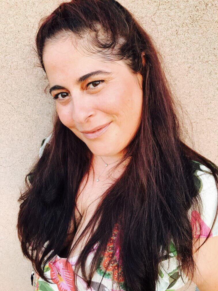 Susana Ortiz, autora de Ediciones Atlantis