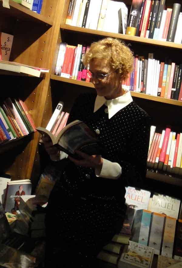 Teresa Abedul, autora de Ediciones Atlantis
