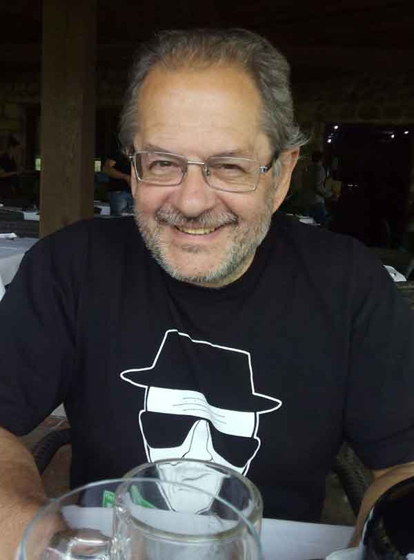 Víctor Claudín, autor de Ediciones Atlantis