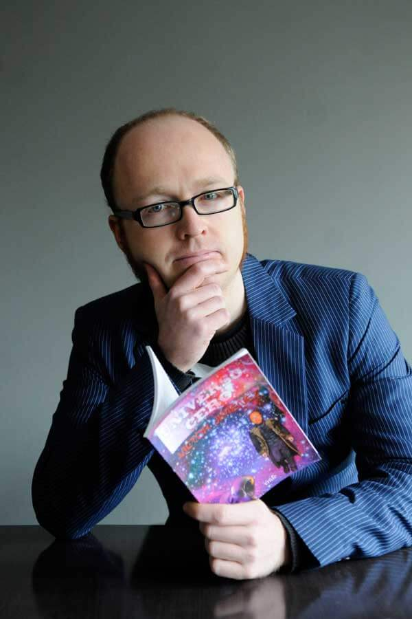 Victor Jiménez Sepúlveda, autor de Ediciones Atlantis