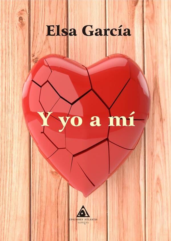 Presentación del libro 'Y yo a mi', una novela escrita por la periodista vallisoletana, Elsa García.