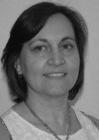 María Morán, autora de Ediciones Atlantis