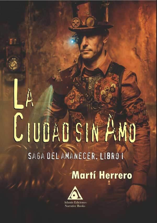 La ciudad sin amo, una novela de Martí Herrero