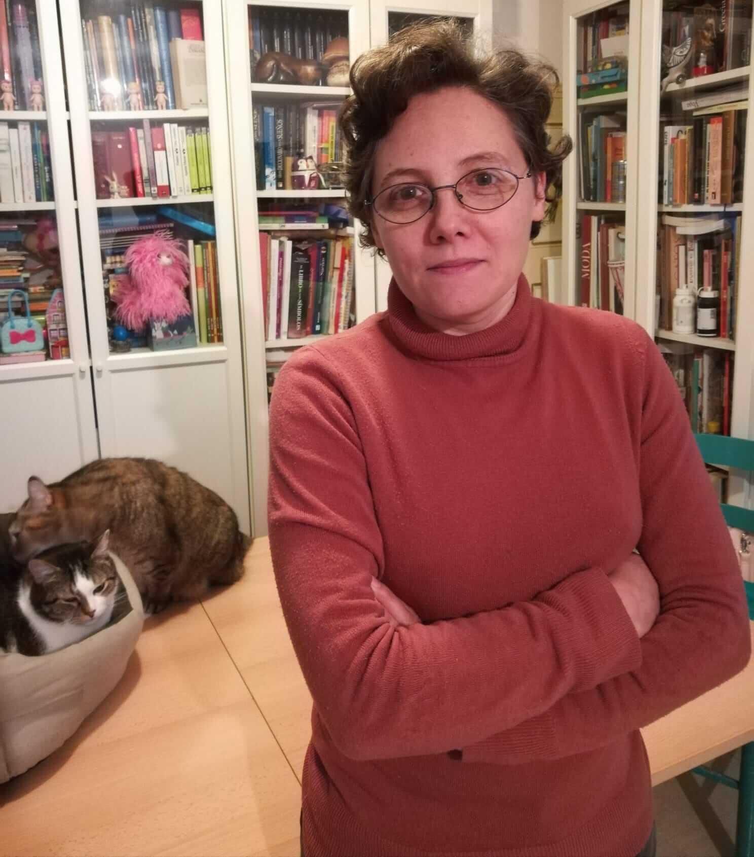 Ana Rebón Fernández, autora de Ediciones Atlantis