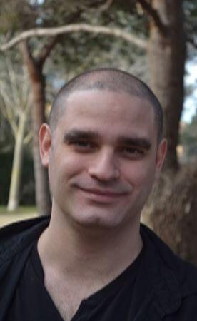 Sergio González, autor de Ediciones Atlantis