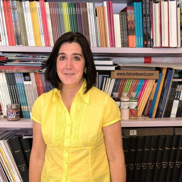 Mónica Gallego Hernando, autora de Ediciones Atlantis