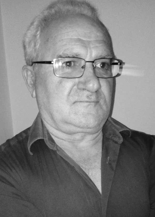 José María Pereda Sánchez, autor de Ediciones Atlantis.