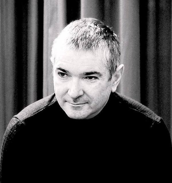 Juanjo Lamelas, autor de La selva dormida