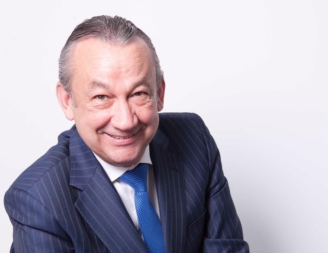 José Manuel Muriel, autor del libro 'Pesadillas'