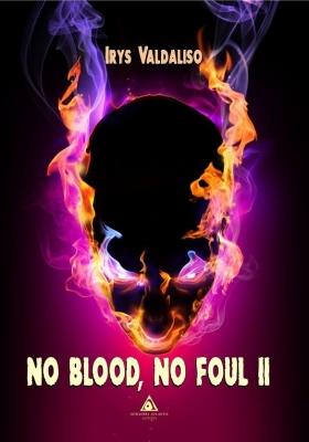 No blood, no foul II, un libro escrito por Irys Valdaliso.