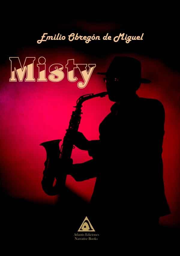 Misty, una obra de Emilio Obregón de Miguel.