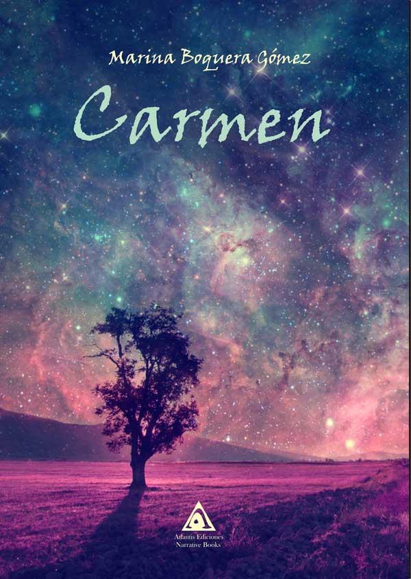 Carmen, una novela de Marina Boquera Gómez